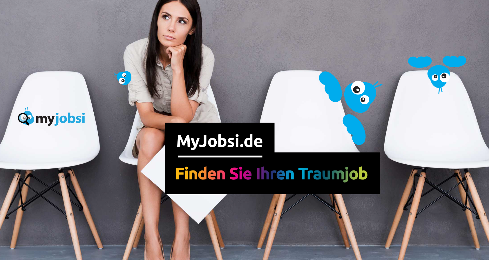 Jobbörse | Stellenangebote und Jobs | MyJobsi.de